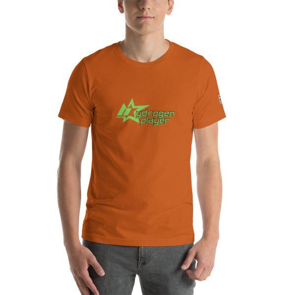 Hydrogen Player Short-Sleeve Unisex T-Shirt Multiple Colors 26
