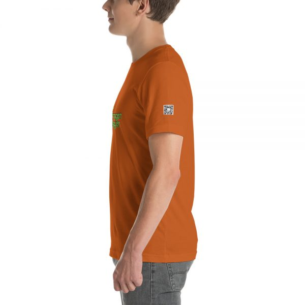 Hydrogen Player Short-Sleeve Unisex T-Shirt Multiple Colors 27
