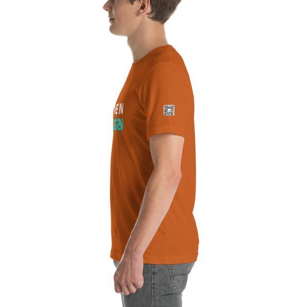 I Believe in Hydrogen Short-Sleeve Unisex T-Shirt - Multiple Colors 59