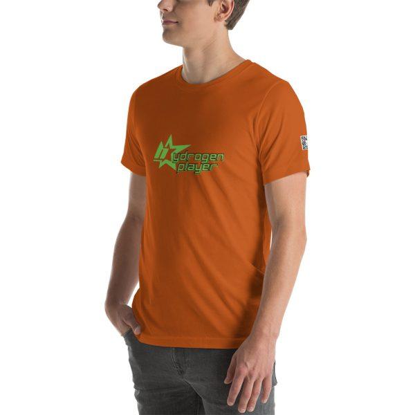 Hydrogen Player Short-Sleeve Unisex T-Shirt Multiple Colors 28