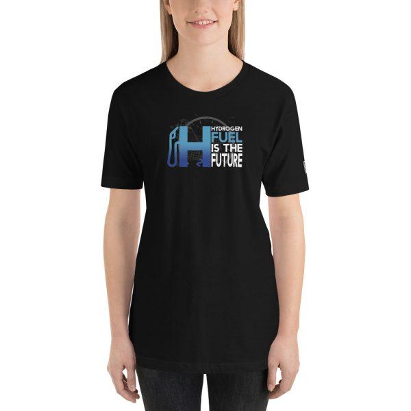 Unisex Hydrogen T-Shirt H2 Fuel is The Future - Multiple Colors 1