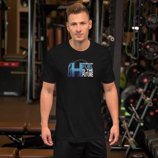 Unisex Hydrogen T-Shirt H2 Fuel is The Future - Multiple Colors 3