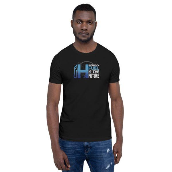 Unisex Hydrogen T-Shirt H2 Fuel is The Future - Multiple Colors 7