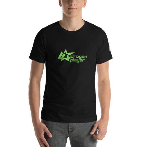 Hydrogen Player Short-Sleeve Unisex T-Shirt Multiple Colors 5