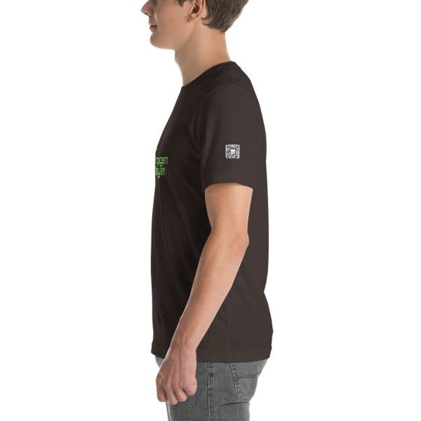 Hydrogen Player Short-Sleeve Unisex T-Shirt Multiple Colors 9