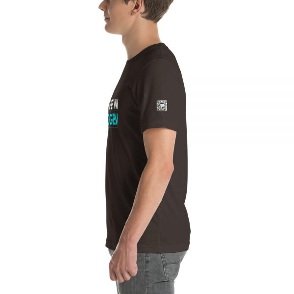I Believe in Hydrogen Short-Sleeve Unisex T-Shirt - Multiple Colors 42