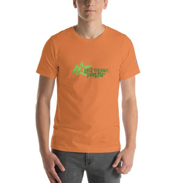 Hydrogen Player Short-Sleeve Unisex T-Shirt Multiple Colors 34