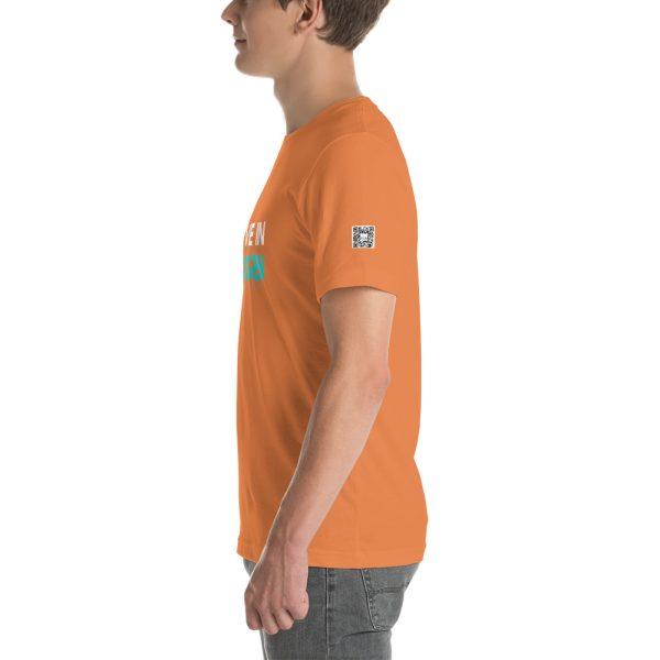 I Believe in Hydrogen Short-Sleeve Unisex T-Shirt - Multiple Colors 68