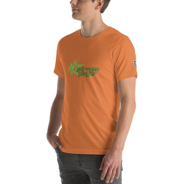 Hydrogen Player Short-Sleeve Unisex T-Shirt Multiple Colors 36