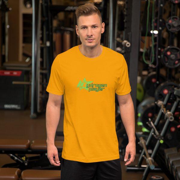 Hydrogen Player Short-Sleeve Unisex T-Shirt Multiple Colors 2