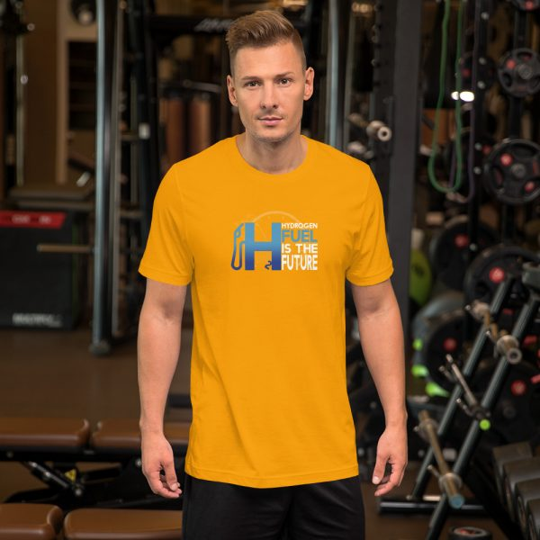 Unisex Hydrogen T-Shirt H2 Fuel is The Future - Multiple Colors 21
