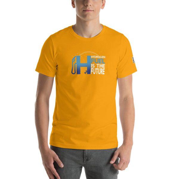 Unisex Hydrogen T-Shirt H2 Fuel is The Future - Multiple Colors 22