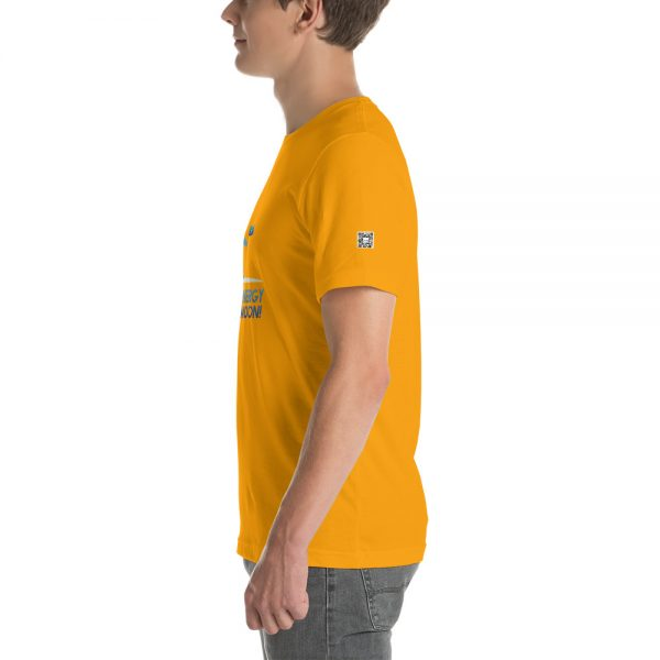 Clean Energy to the Moon Short Sleeve T-Shirt - Multiple Color Options 86