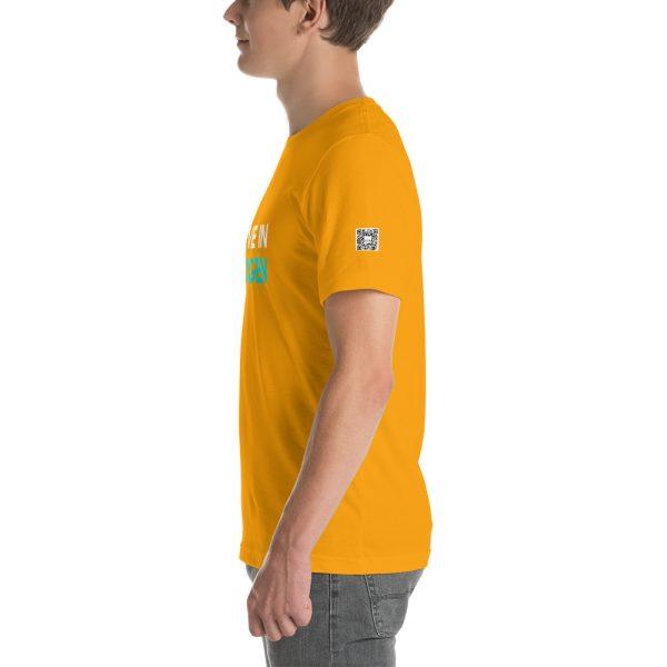 I Believe in Hydrogen Short-Sleeve Unisex T-Shirt - Multiple Colors 71