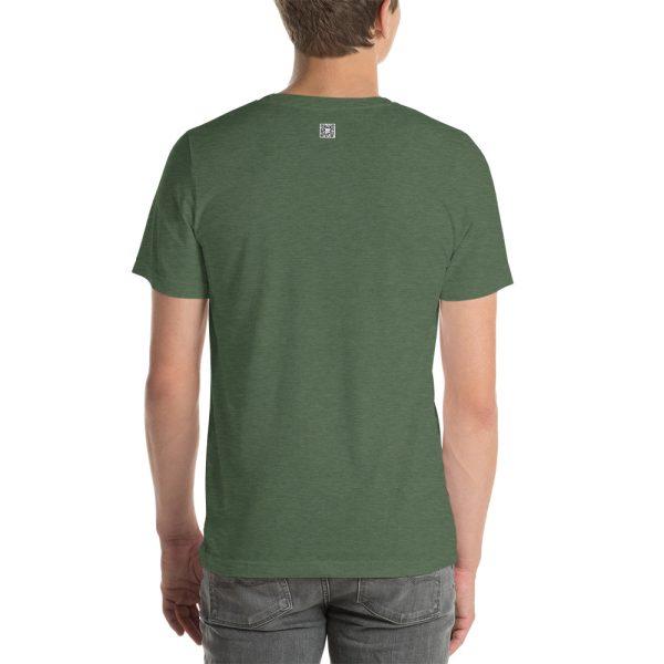 I Believe in Hydrogen Short-Sleeve Unisex T-Shirt - Multiple Colors 13