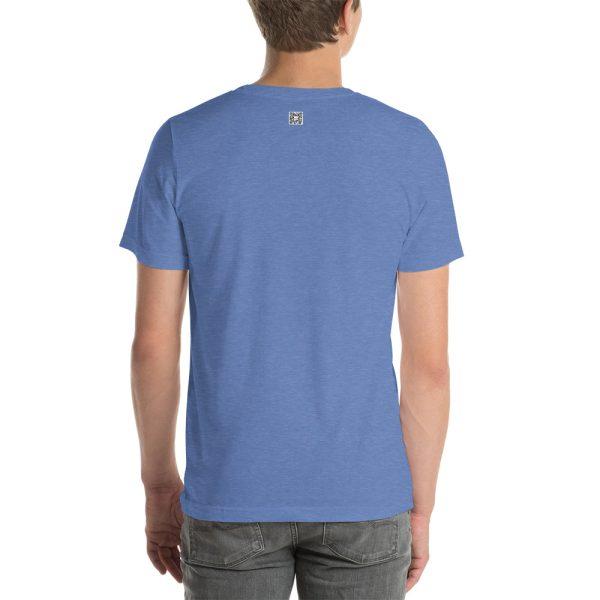 I Believe in Hydrogen Short-Sleeve Unisex T-Shirt - Multiple Colors 17