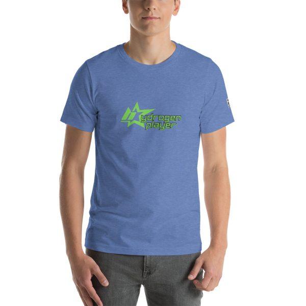 Hydrogen Player Short-Sleeve Unisex T-Shirt Multiple Colors 31