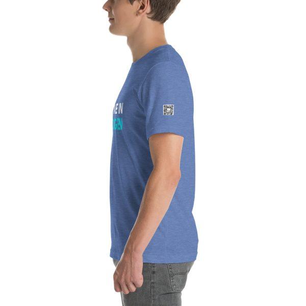 I Believe in Hydrogen Short-Sleeve Unisex T-Shirt - Multiple Colors 65