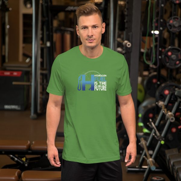 Unisex Hydrogen T-Shirt H2 Fuel is The Future - Multiple Colors 32