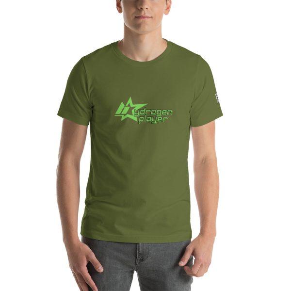 Hydrogen Player Short-Sleeve Unisex T-Shirt Multiple Colors 23