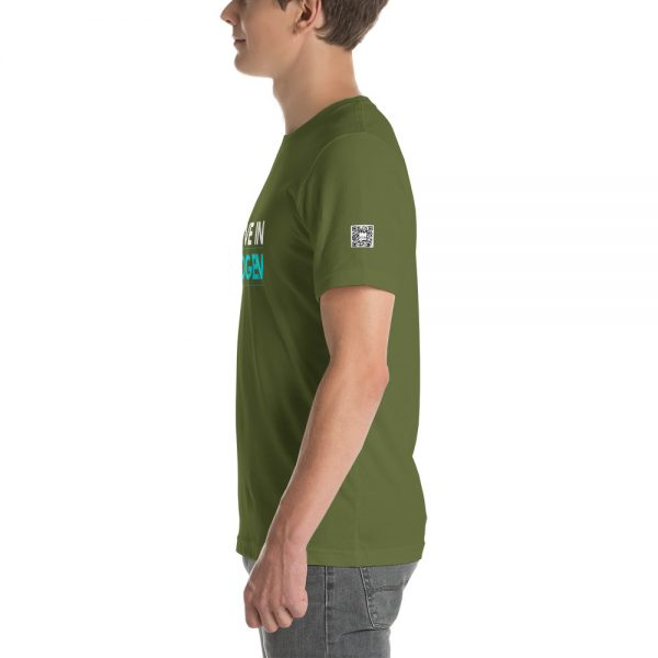 I Believe in Hydrogen Short-Sleeve Unisex T-Shirt - Multiple Colors 56