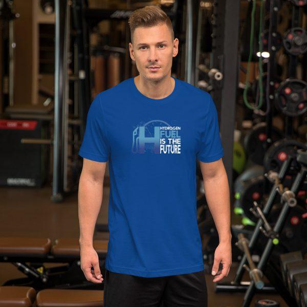 Unisex Hydrogen T-Shirt H2 Fuel is The Future - Multiple Colors 29