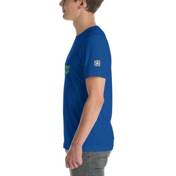 Hydrogen Player Short-Sleeve Unisex T-Shirt Multiple Colors 15