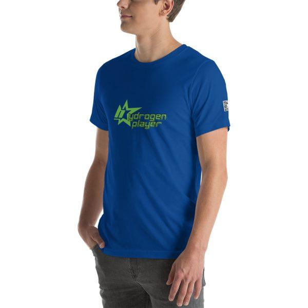 Hydrogen Player Short-Sleeve Unisex T-Shirt Multiple Colors 16