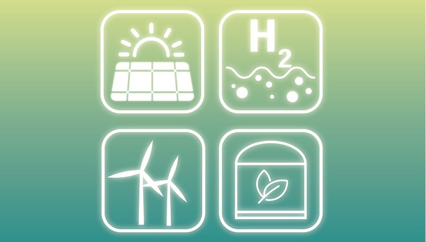 Green hydrogen delivery - Renewables