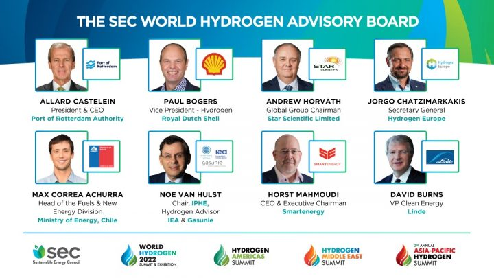Sustainable Energy Council advisory board members announced