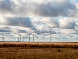 Texas renewable energy - wind turbines in Texas