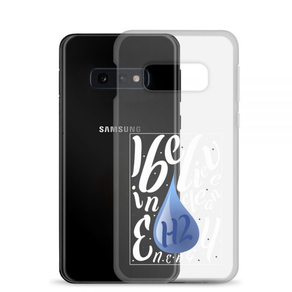 I Believe in Clean Energy Samsung Case 6