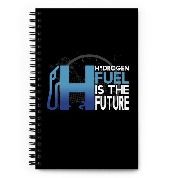 H2 in the Future Spiral notebook 1