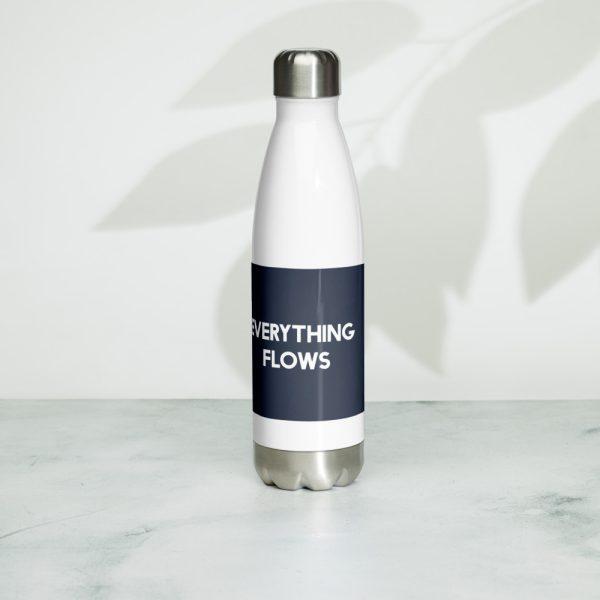 Hydrogen Element Stainless Steel Water Bottle 4