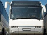 Fuel cell buses - image of buses parked