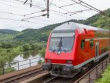 Fuel cell modules - passenger train in Germany
