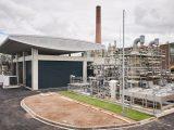 Green hydrogen electrolyzer - REFHYNE PEM Electolyzer at Shell Energy and Chemicals Park Rheinland