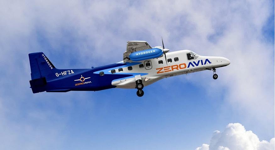 ZeroAvia adds new hydrogen electric aircraft to its Aviation program