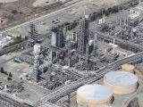 Hydrogen fuel - natural gas - oil refinery