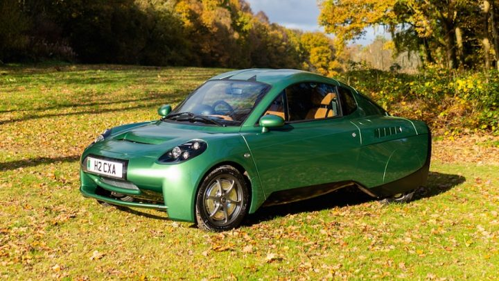 Riversimple's hydrogen car gets a boost from Seimens