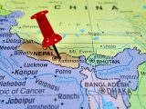 Domestic hydrogen fuel production - Nepal on map