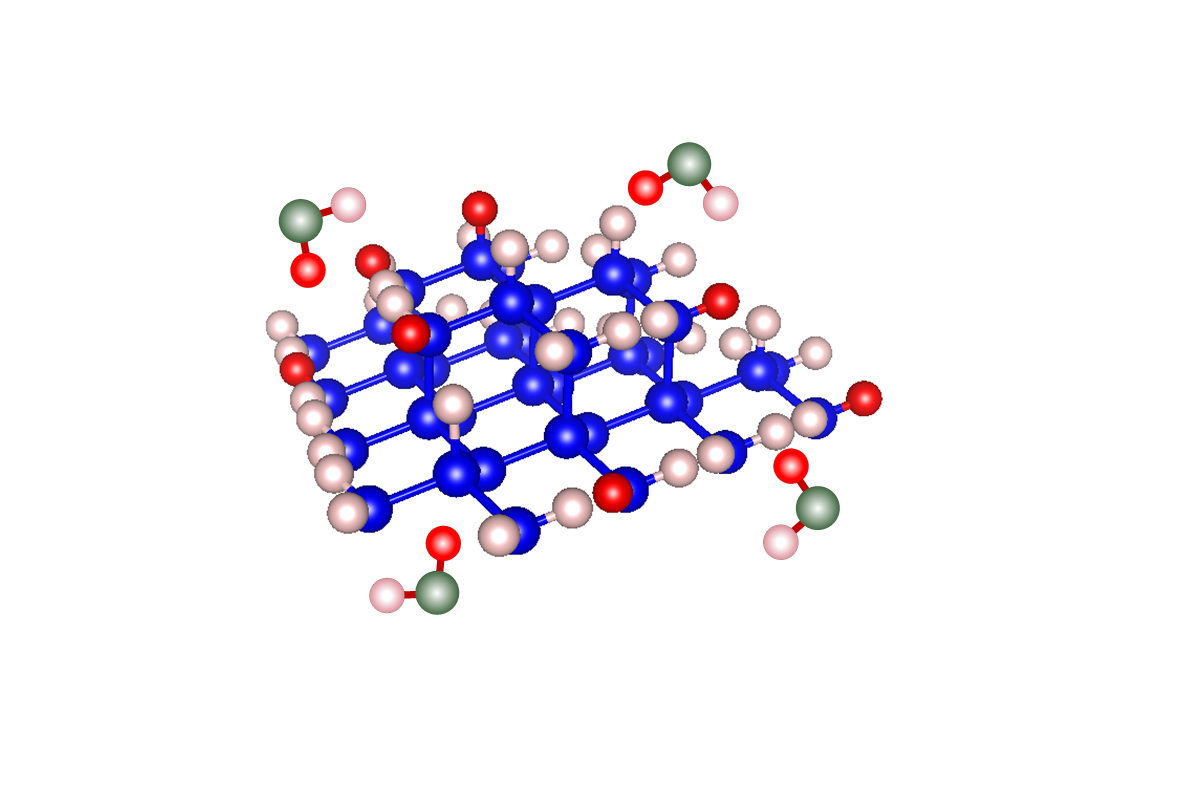 FIGURE - An Energy-Efficient Way of Enriching Hydrogen Isotopes in Silicon