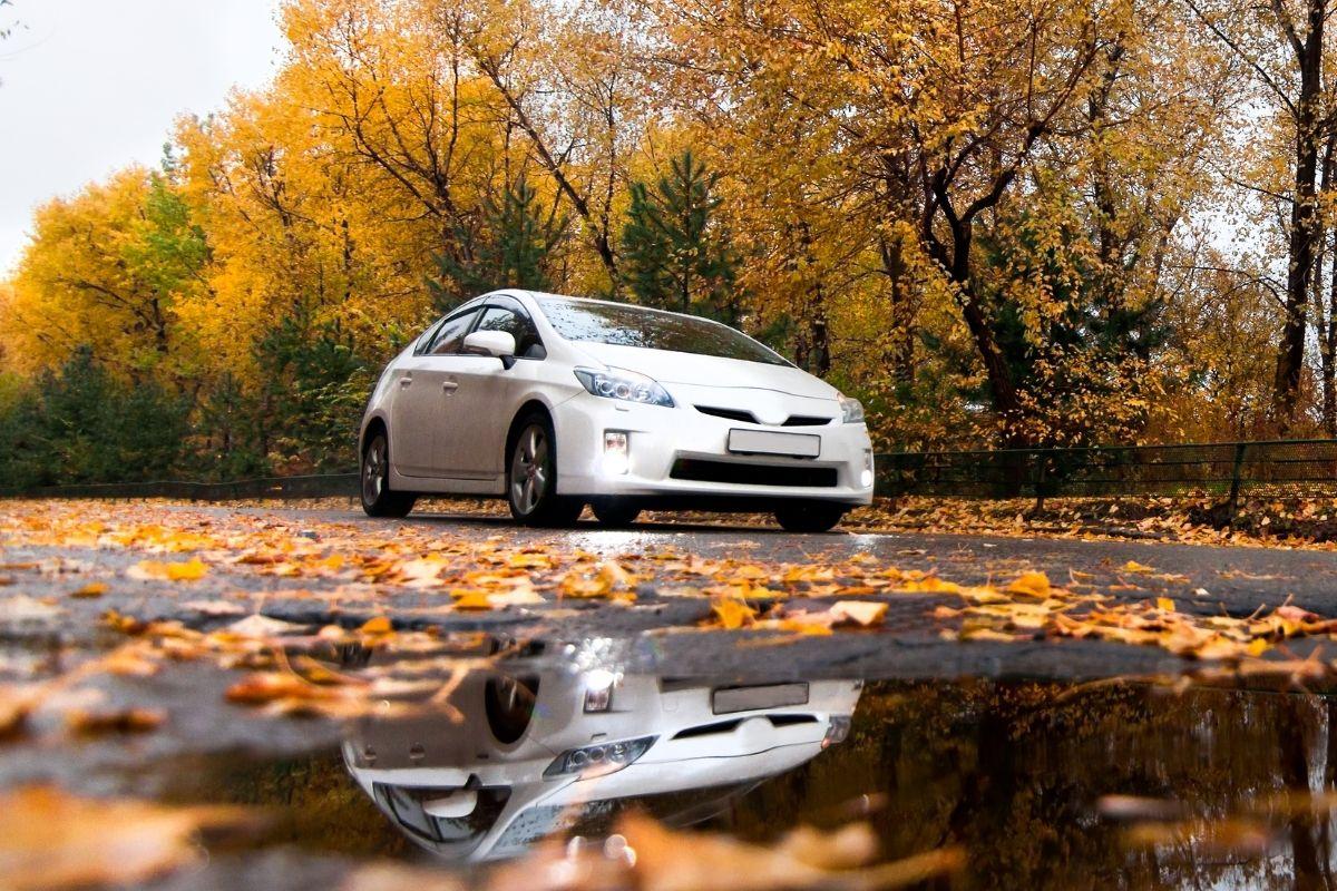 Hydrogen car - Prius