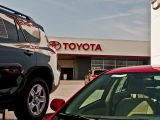 Hydrogen car - Toyota Dealership