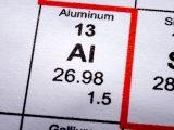 Hydrogen storage with Aluminum