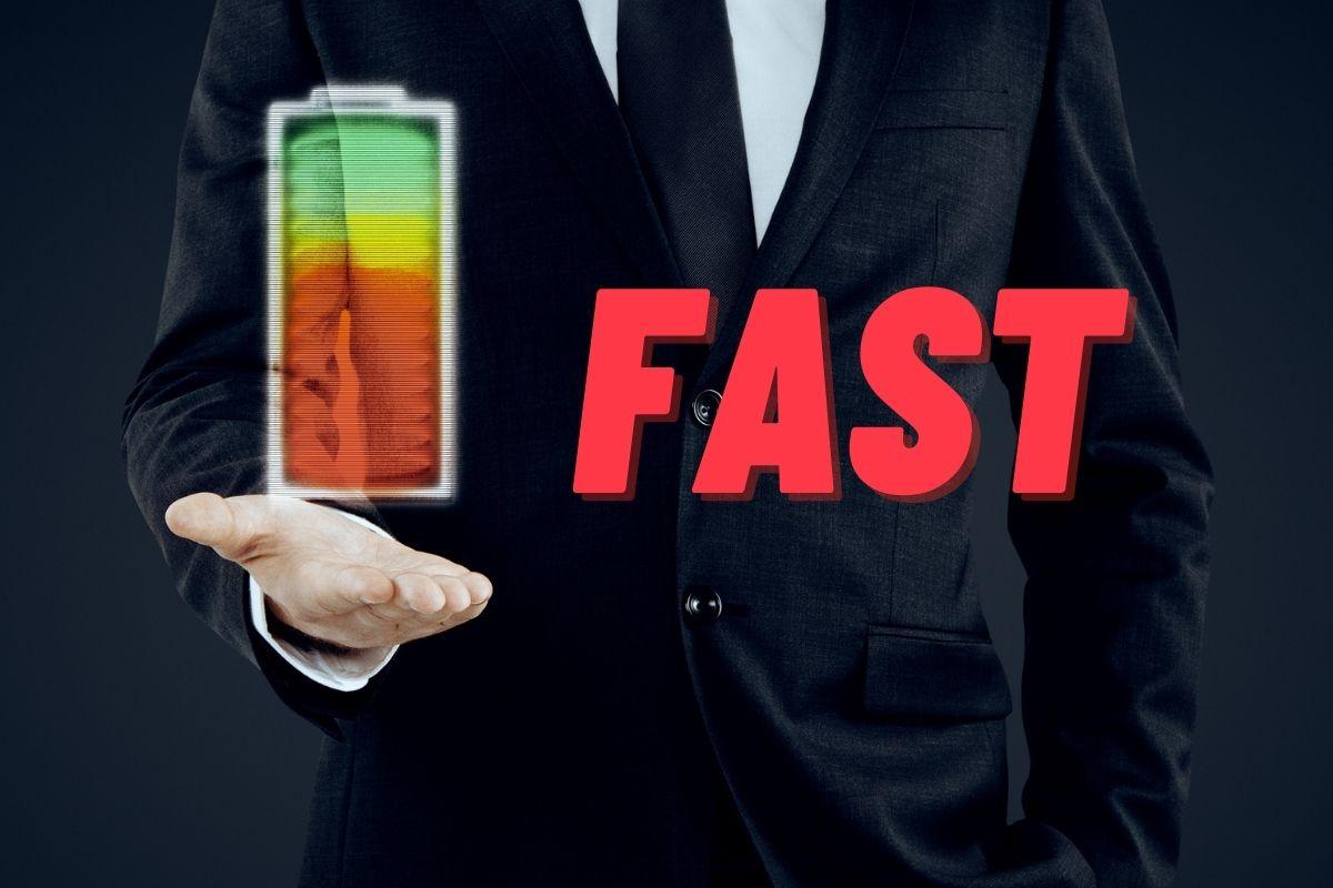 li-ion battery fast charging is it good?