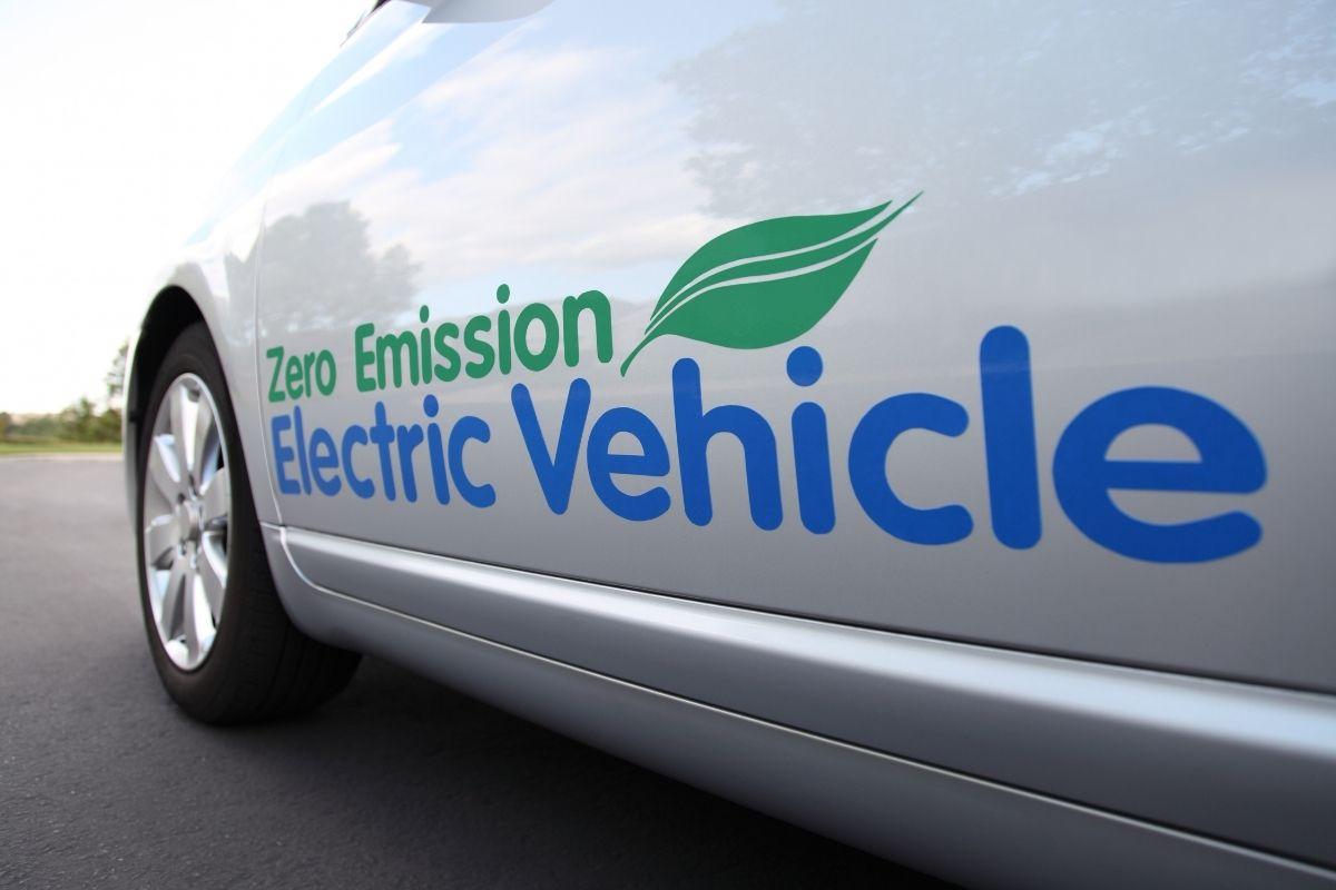 Electric vehicle - EV car
