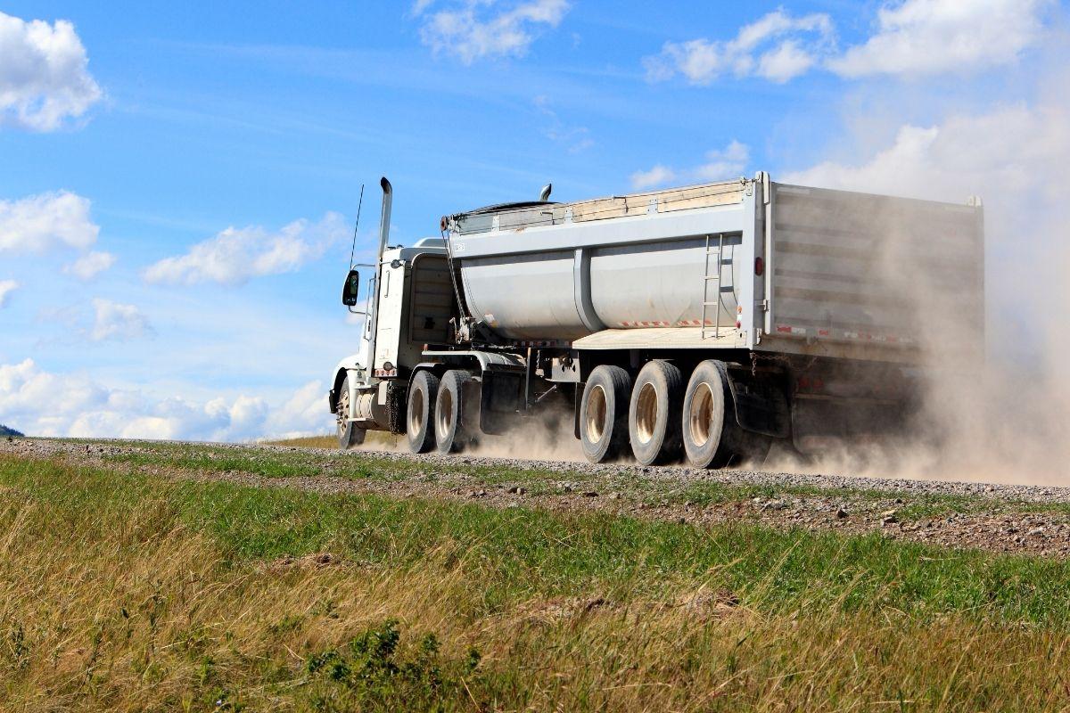 Fuel cell technology - heavy duty truck