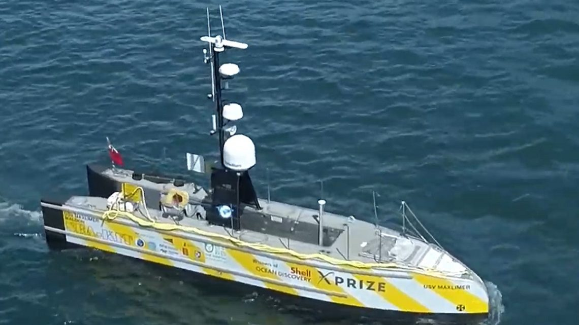SEA-KIT to launch Bramble Energy hydrogen fuel cell powered USV