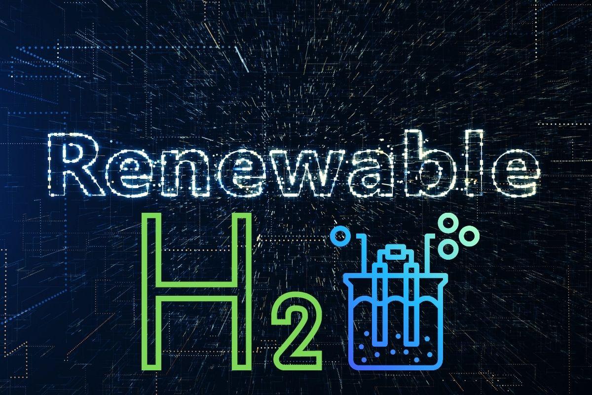 Renewable hydrogen - Renewable H2